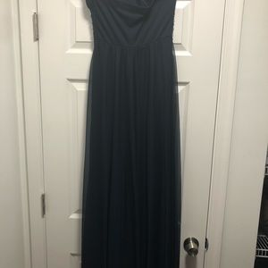 Blue gown size 5